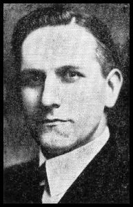 University Of Chattanooga >> Rev. George W. Burroughs 1890-1950